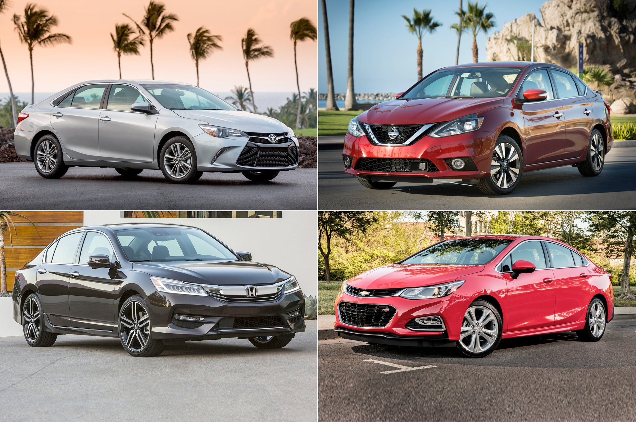 Top 10 Best Selling Cars of 2016