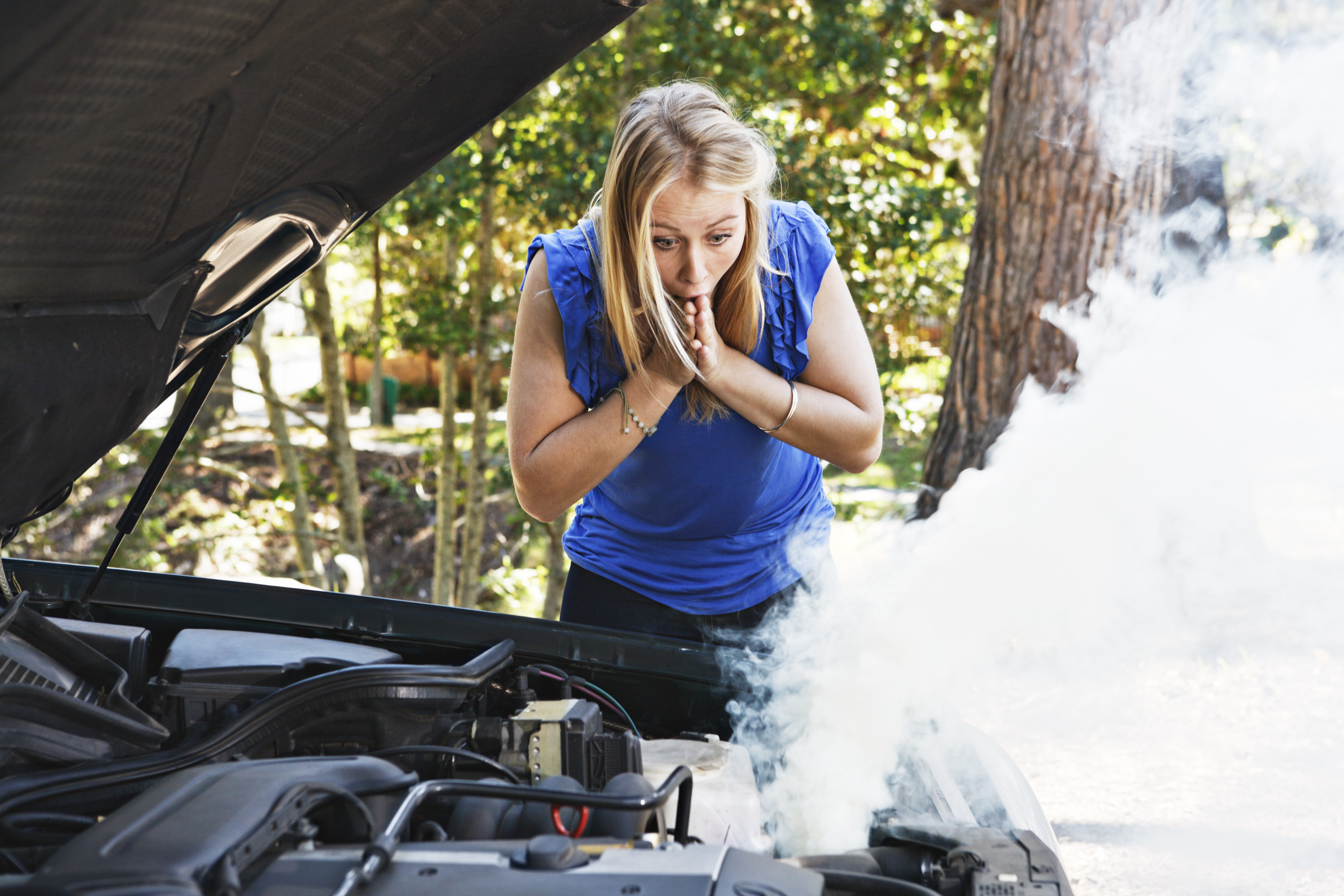 What To Do If Your Engine Is Overheating