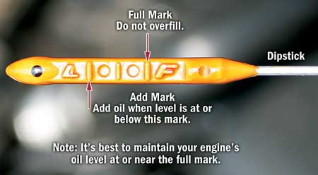 Check Oil Level