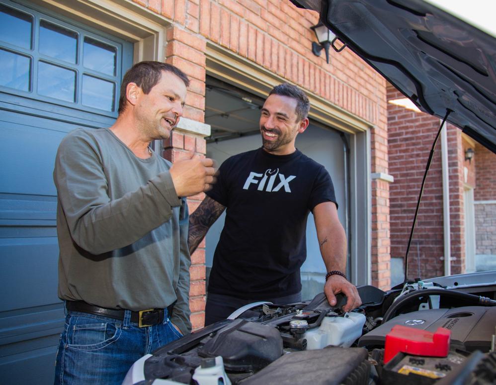 Ford C-Max mechanics Near You