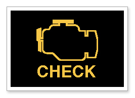 Check Engine Light Is On Inspection