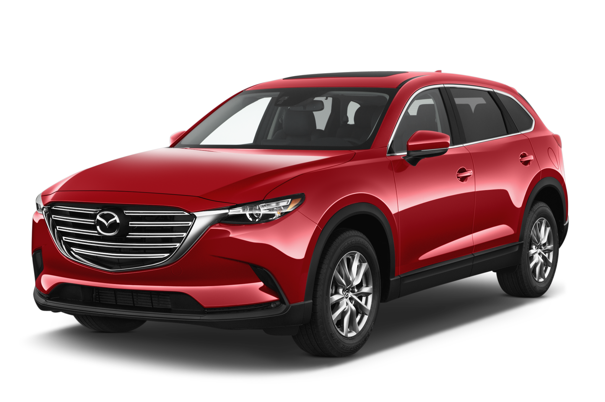 Mazda car repair