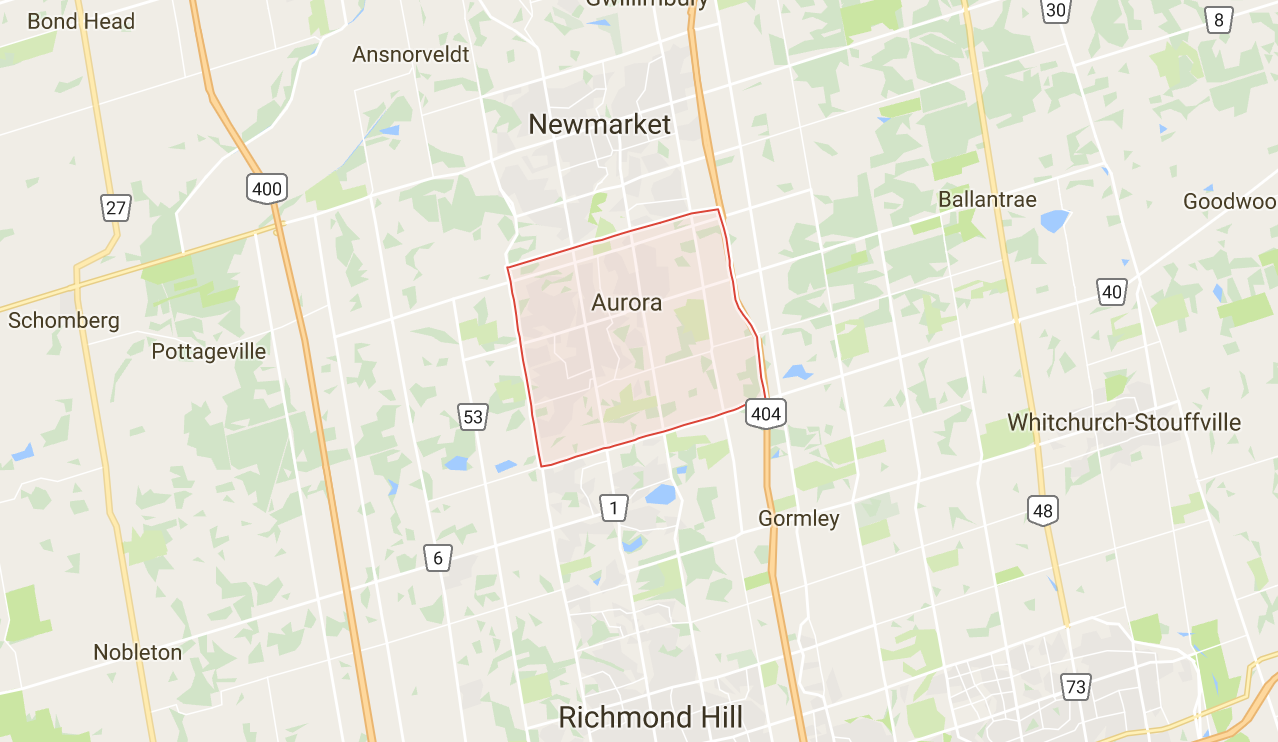 mechanics in Aurora Ontario