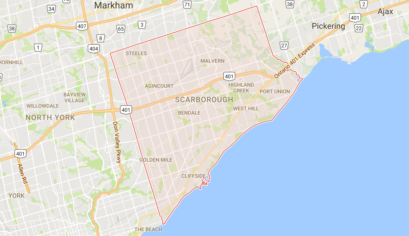 mechanics in Scarborough Ontario